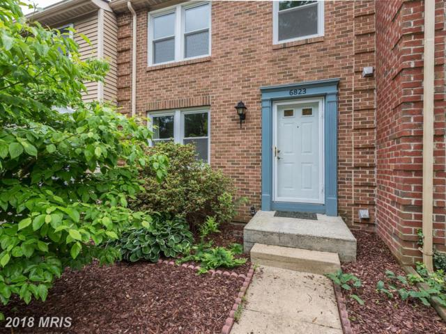 6823 Montivideo Square Court, Falls Church, VA 22043 (#FX10253507) :: Circadian Realty Group