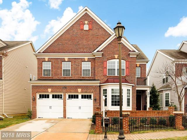 5811 Falls Gate Court, Falls Church, VA 22041 (#FX10253743) :: Circadian Realty Group