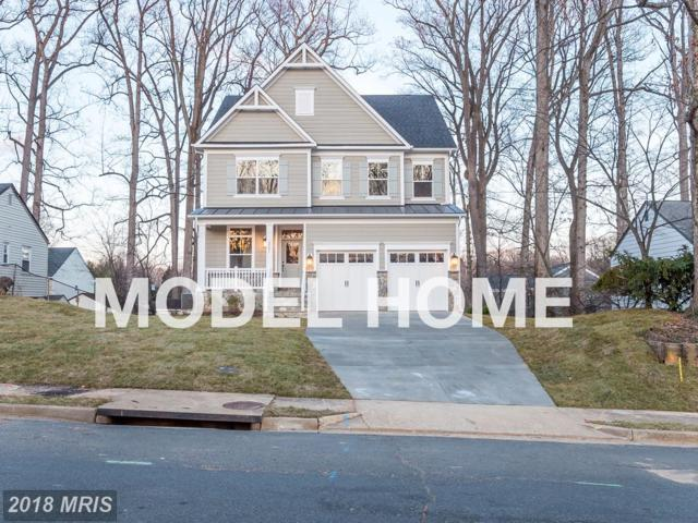 2015 Nordlie Place, Falls Church, VA 22043 (#FX10256082) :: The Gus Anthony Team