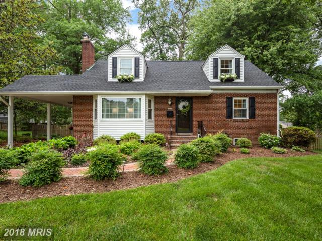 2215 Cavendish Drive, Alexandria, VA 22308 (#FX10257859) :: The Gus Anthony Team