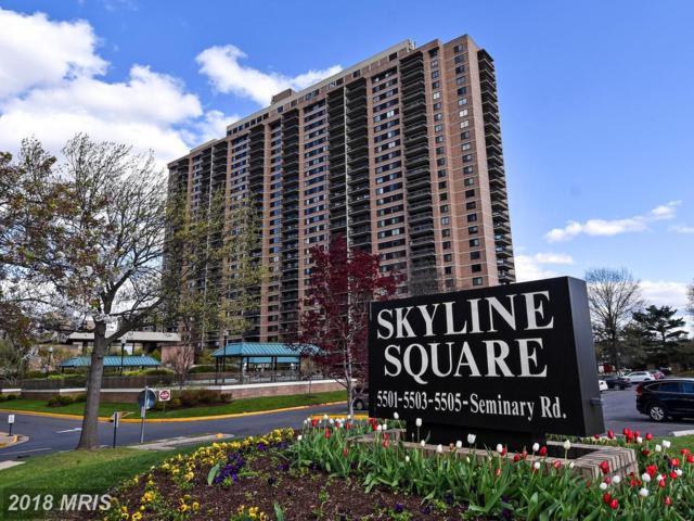 5501 Seminary Road 1209S, Falls Church, VA 22041 (#FX10263191) :: Keller Williams Pat Hiban Real Estate Group