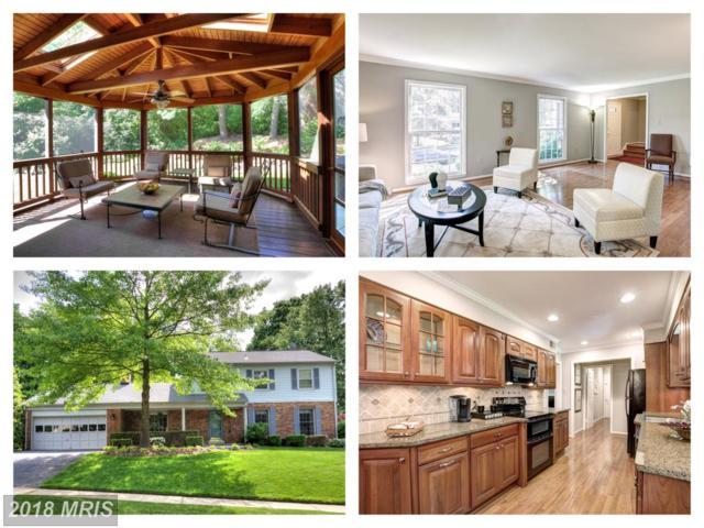 8927 Renshaw Court, Springfield, VA 22153 (#FX10263570) :: Jim Bass Group of Real Estate Teams, LLC
