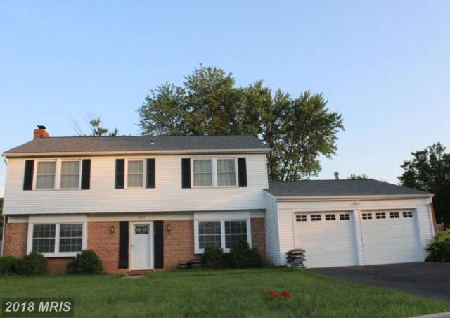 13121 Moss Ranch Lane, Fairfax, VA 22033 (#FX10267566) :: Advance Realty Bel Air, Inc