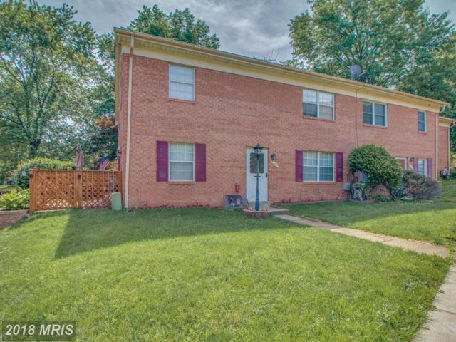 9764 Hagel Circle C, Lorton, VA 22079 (#FX10273387) :: Tom & Cindy and Associates