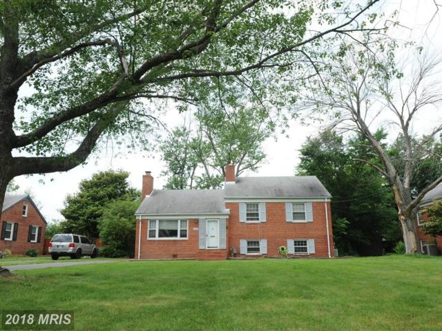 6112 Clearbrook Drive, Springfield, VA 22150 (#FX10274083) :: Tom & Cindy and Associates