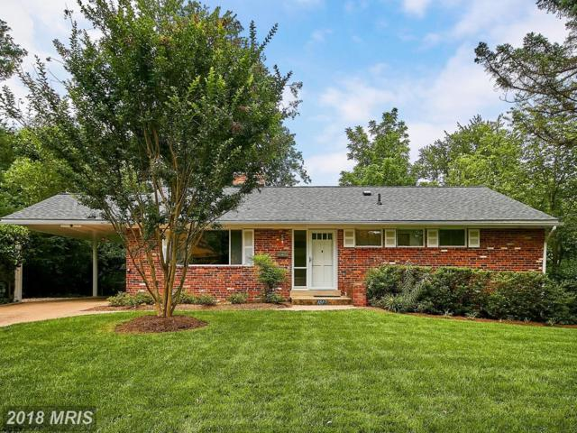 1819 Deer Drive, Mclean, VA 22101 (#FX10275917) :: The Belt Team
