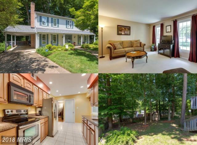 9008 Strattondale Court, Burke, VA 22015 (#FX10276180) :: Fine Nest Realty Group