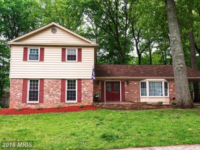 8209 Briar Creek Drive, Annandale, VA 22003 (#FX10276421) :: The Belt Team