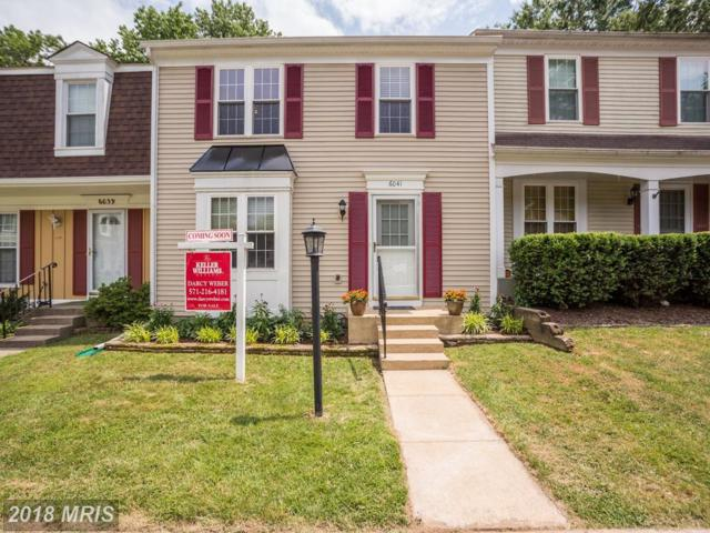 6041 Meyers Landing Court, Burke, VA 22015 (#FX10276574) :: Fine Nest Realty Group