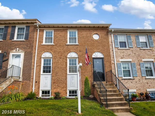 9507 Saluda Court, Lorton, VA 22079 (#FX10276687) :: AJ Team Realty