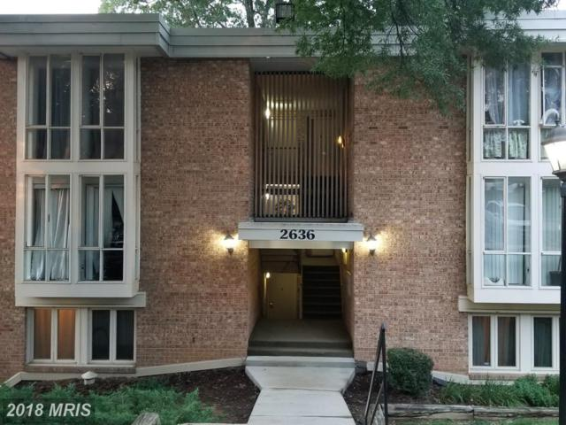 2636 Fort Farnsworth Road #124, Alexandria, VA 22303 (#FX10277071) :: Green Tree Realty