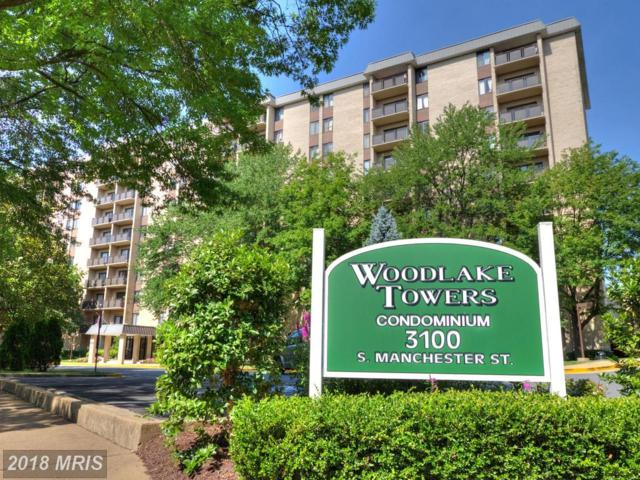 3100 Manchester Street #627, Falls Church, VA 22044 (#FX10277487) :: RE/MAX Executives