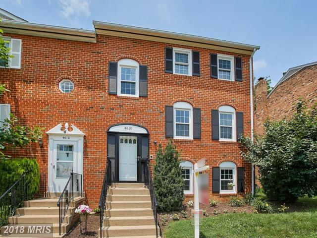 4610 Linmar Court, Alexandria, VA 22312 (#FX10277629) :: Bruce & Tanya and Associates