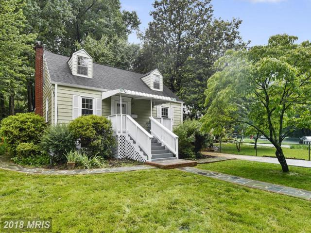 6927 Custis Parkway, Falls Church, VA 22042 (#FX10278754) :: The Gus Anthony Team