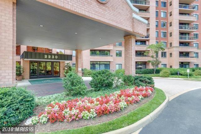 2230 George C Marshall Drive #905, Falls Church, VA 22043 (#FX10278971) :: The Gus Anthony Team