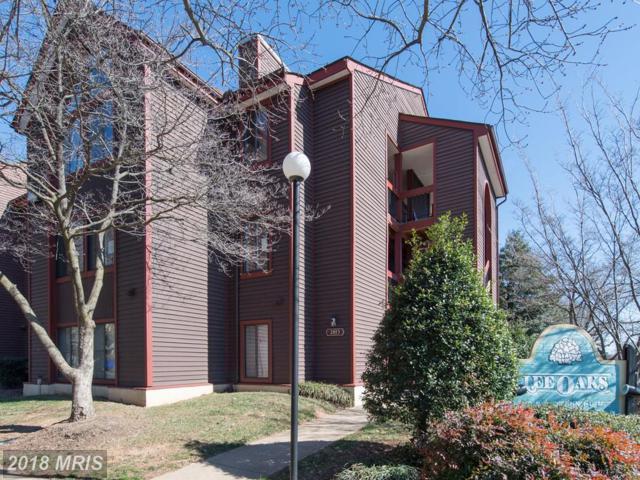 2815 Lee Oaks Court #201, Falls Church, VA 22046 (#FX10279135) :: RE/MAX Gateway