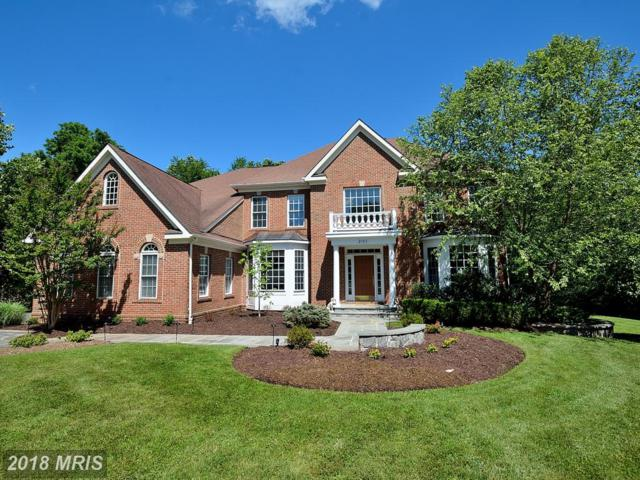 2793 Madison Meadows Lane SE, Oakton, VA 22124 (#FX10279949) :: Fine Nest Realty Group