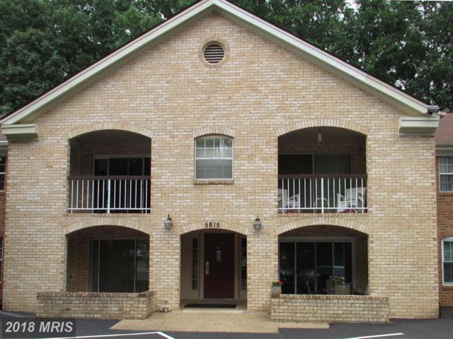 5815 Cove Landing Road #201, Burke, VA 22015 (#FX10280702) :: Keller Williams Pat Hiban Real Estate Group