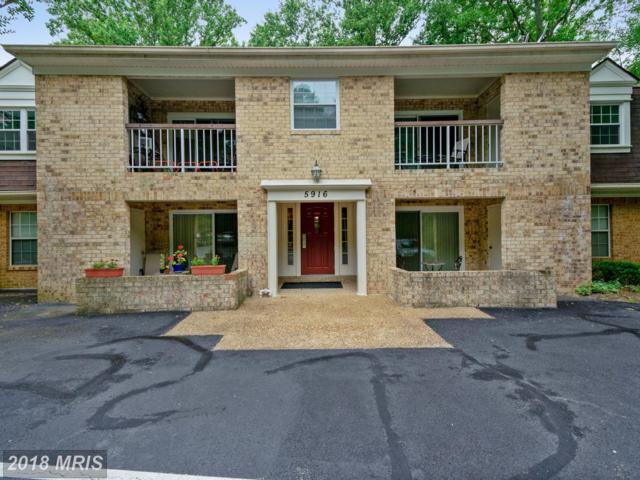 5916 Cove Landing Road #101, Burke, VA 22015 (#FX10283606) :: Provident Real Estate