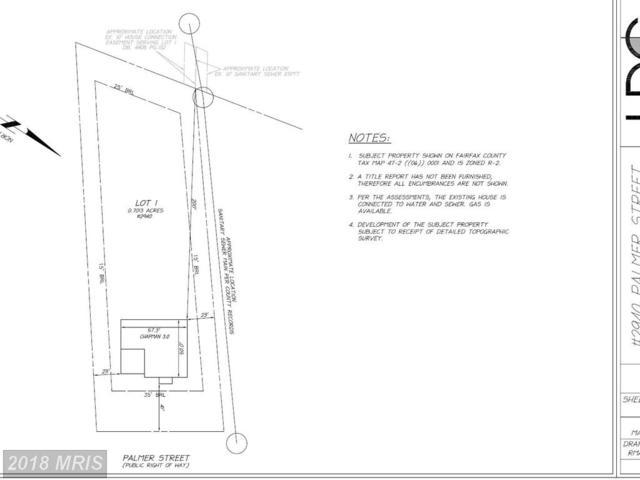 2940 Palmer Street, Oakton, VA 22124 (#FX10284911) :: The Belt Team