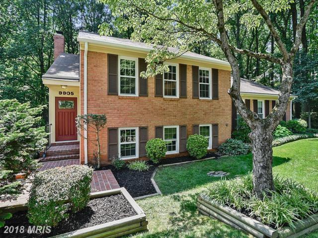 9905 Hemlock Woods Lane, Burke, VA 22015 (#FX10287949) :: Eng Garcia Grant & Co.