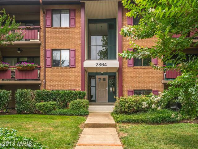 2864 Dover Lane #102, Falls Church, VA 22042 (#FX10294015) :: Keller Williams Pat Hiban Real Estate Group