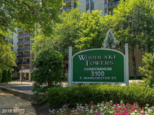 3100 Manchester Street #709, Falls Church, VA 22044 (#FX10295373) :: SURE Sales Group