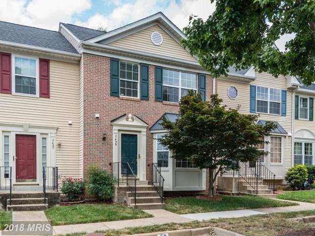 7439 Digby Green, Alexandria, VA 22315 (#FX10296239) :: Charis Realty Group