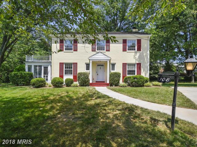 108 Oakmont Court NE, Vienna, VA 22180 (#FX10296786) :: Labrador Real Estate Team