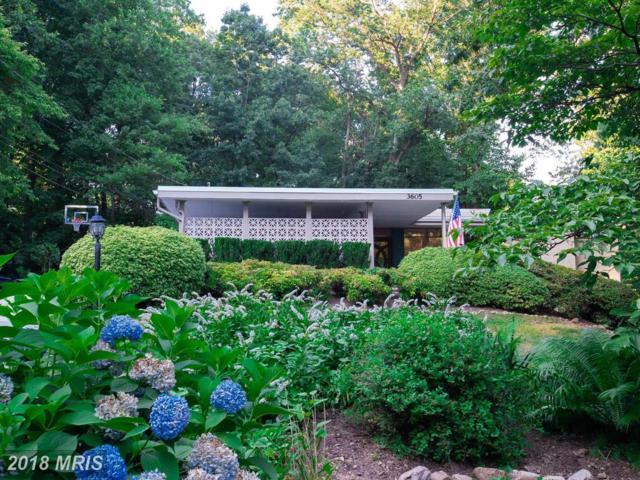 3605 Landon Court, Fairfax, VA 22031 (#FX10298897) :: The Hagarty Real Estate Team