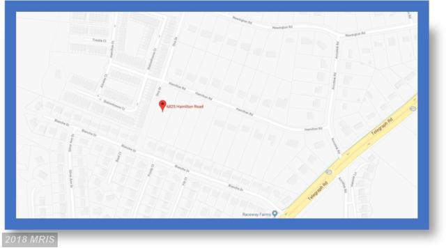 6825 Hamilton Road, Lorton, VA 22079 (#FX10300733) :: Jacobs & Co. Real Estate