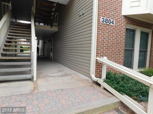 3804-# 8 Ridge Knoll Court #8, Fairfax, VA 22033 (#FX10300780) :: RE/MAX Executives