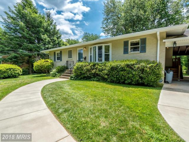 9103 Dellwood Drive, Vienna, VA 22180 (#FX10301461) :: Zadareky Group/Keller Williams Realty Metro Center