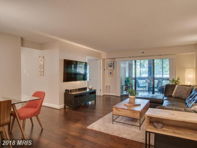 8360 Greensboro Drive #105, Mclean, VA 22102 (#FX10301708) :: Arlington Realty, Inc.