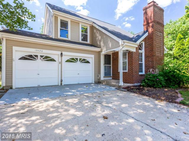 13426 Muirkirk Lane, Herndon, VA 20171 (#FX10303216) :: Frontier Realty Group
