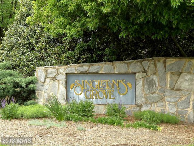 13983 Gunners Place, Centreville, VA 20121 (#FX10304384) :: The Putnam Group