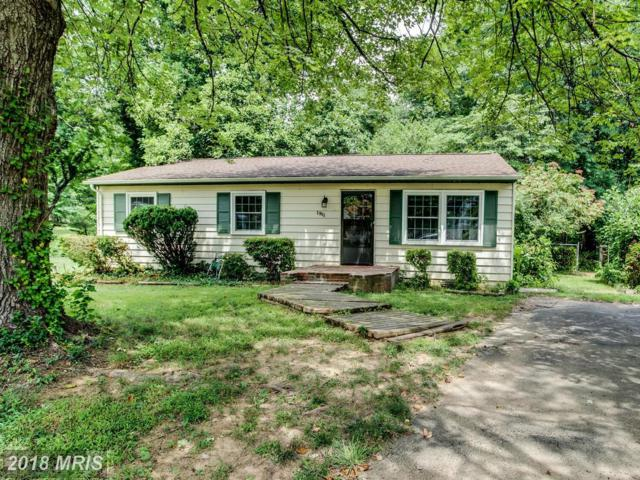 1911 Pice Place, Falls Church, VA 22043 (#FX10304687) :: Zadareky Group/Keller Williams Realty Metro Center