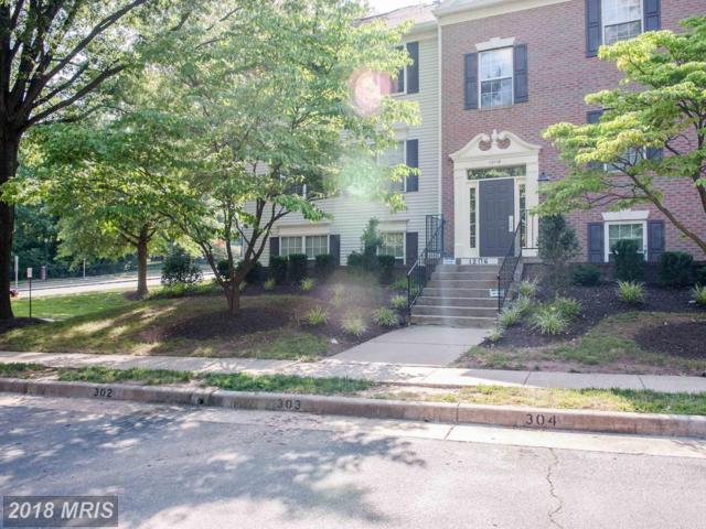 12116 Green Leaf Court #117, Fairfax, VA 22033 (#FX10308670) :: Bob Lucido Team of Keller Williams Integrity