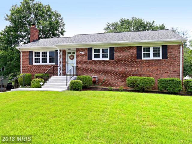 7303 Inzer Street, Springfield, VA 22151 (#FX10310621) :: Bob Lucido Team of Keller Williams Integrity