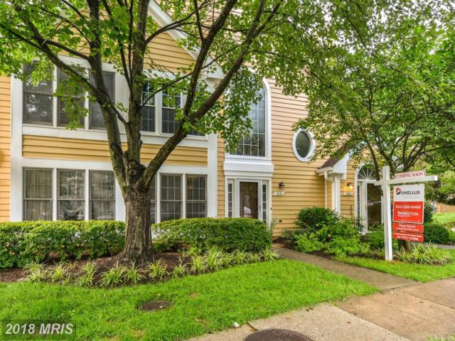 1531 Church Hill Place #1531, Reston, VA 20194 (#FX10313966) :: SURE Sales Group