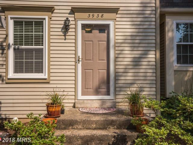 3938 Collis Oak Court, Fairfax, VA 22033 (#FX10315745) :: SURE Sales Group