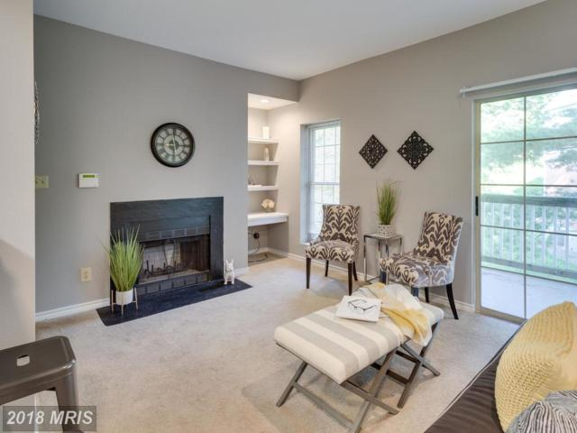 3916 Penderview Drive #427, Fairfax, VA 22033 (#FX10316730) :: Pearson Smith Realty