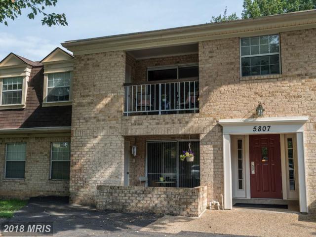 5807 Cove Landing Road #301, Burke, VA 22015 (#FX10317766) :: Fine Nest Realty Group