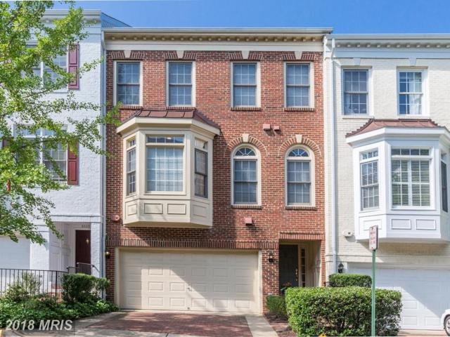 8811 Hunting Lodge Court, Vienna, VA 22182 (#FX10320254) :: The Vashist Group