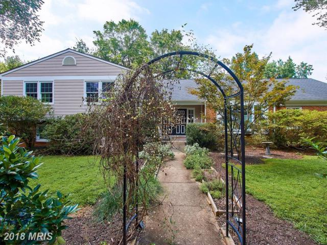 1701 Greenbriar Circle, Reston, VA 20190 (#FX10320906) :: The Belt Team