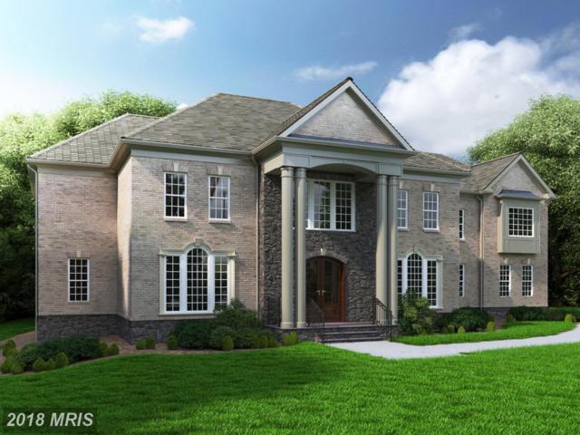 833 Golden Arrow Street, Great Falls, VA 22066 (#FX10321685) :: Browning Homes Group