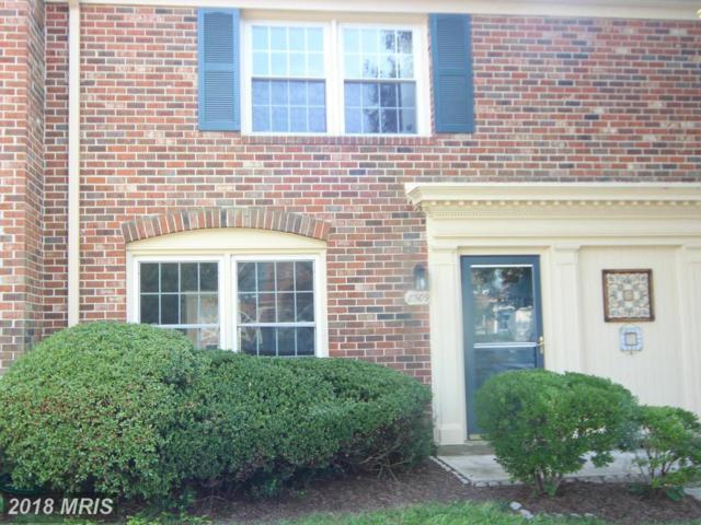 8509 Westover Court #758, Springfield, VA 22152 (#FX10322598) :: Tom & Cindy and Associates