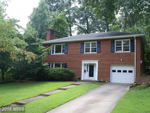 3158 Ravenwood Drive, Falls Church, VA 22044 (#FX10323342) :: The Maryland Group of Long & Foster