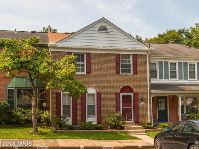 6028 Kerrwood Street, Burke, VA 22015 (#FX10323603) :: Fine Nest Realty Group
