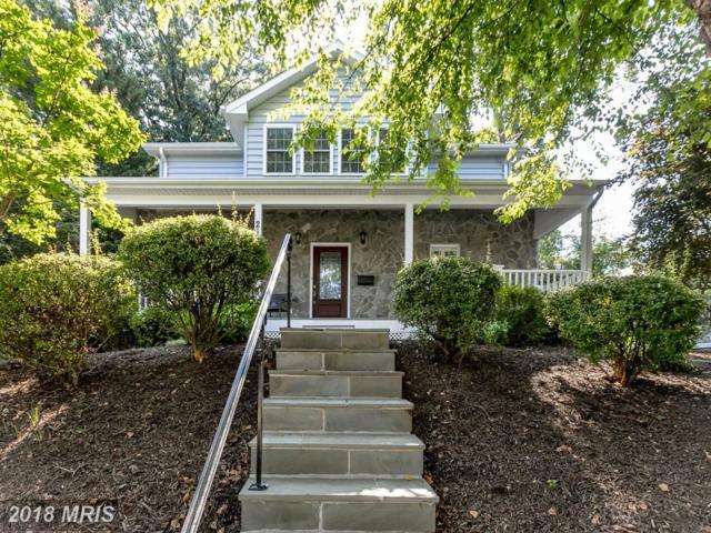 2137 Hilltop Place, Falls Church, VA 22043 (#FX10323824) :: Browning Homes Group